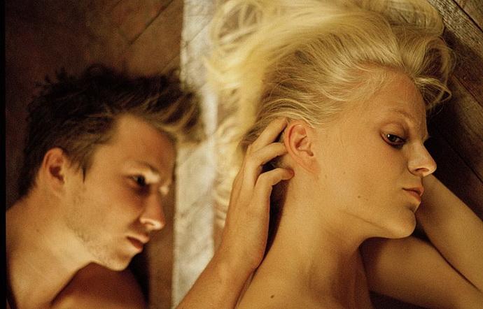 Jessica Bechyňová a Michael Goldschmid (Orestes)