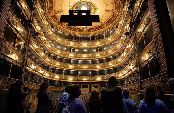 Stavovské divadlo (Foto: Adéla Vosičková)