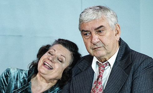 Zuzana Kronerová a Miroslav Donutil