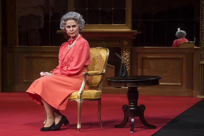 Petra Janečková (Audience u královny)