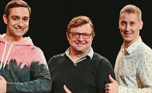 Aleš Slanina, Michal Isteník a Michal Matěj