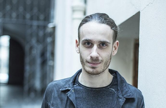 Tomáš Ráliš  (Autor v domě text 20/21)