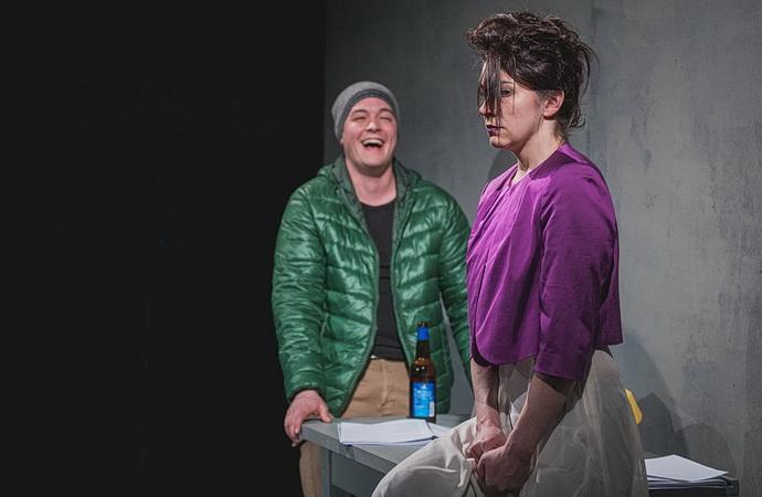 Josef Láska a Veronika Malá (Někdo přijde)