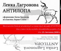 Českoruský projekt v  divadle U Valšů