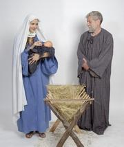Živý Betlém na Hradě
