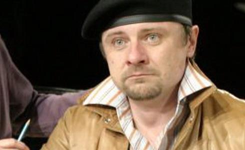 Herec Gustav Řezníček