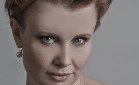 Herečka Jitka Schneiderová