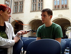 Jana Soprová a Lumír Olšovský