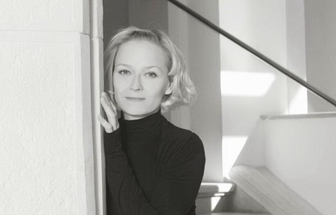 Herečka Eva Novotná