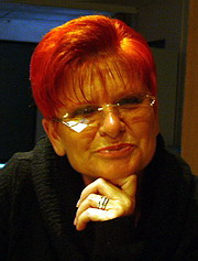 Herečka Milena Marcilisová