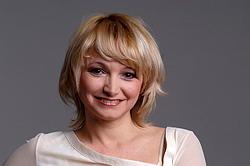 Herečka Anna Šišková