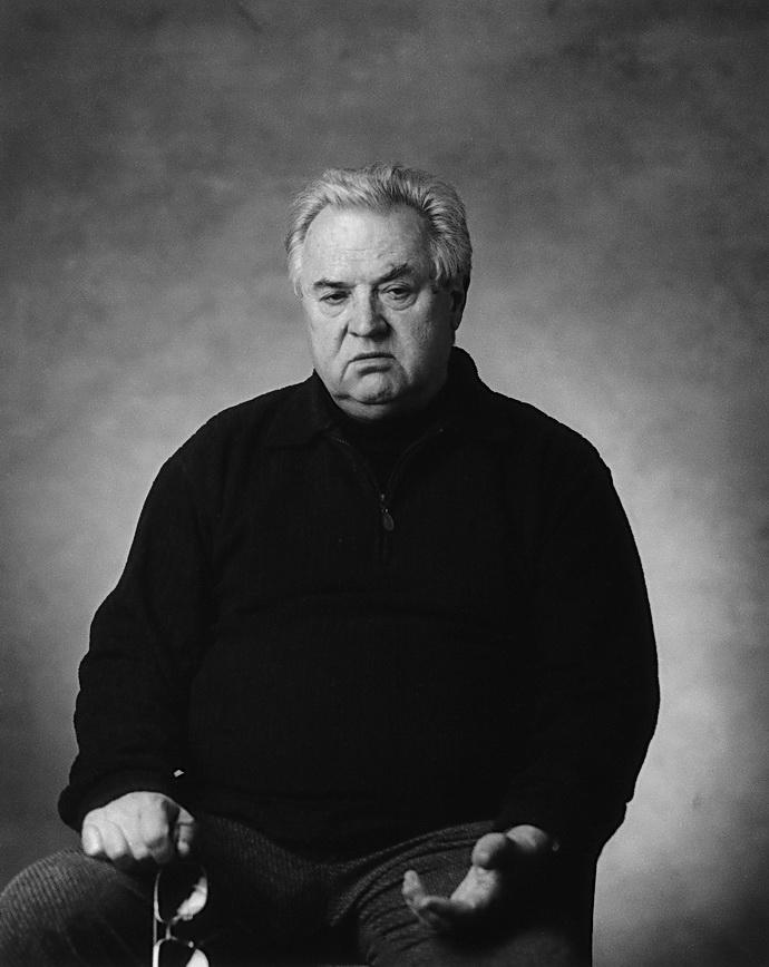 Zemřel herec Bronislav Poloczek