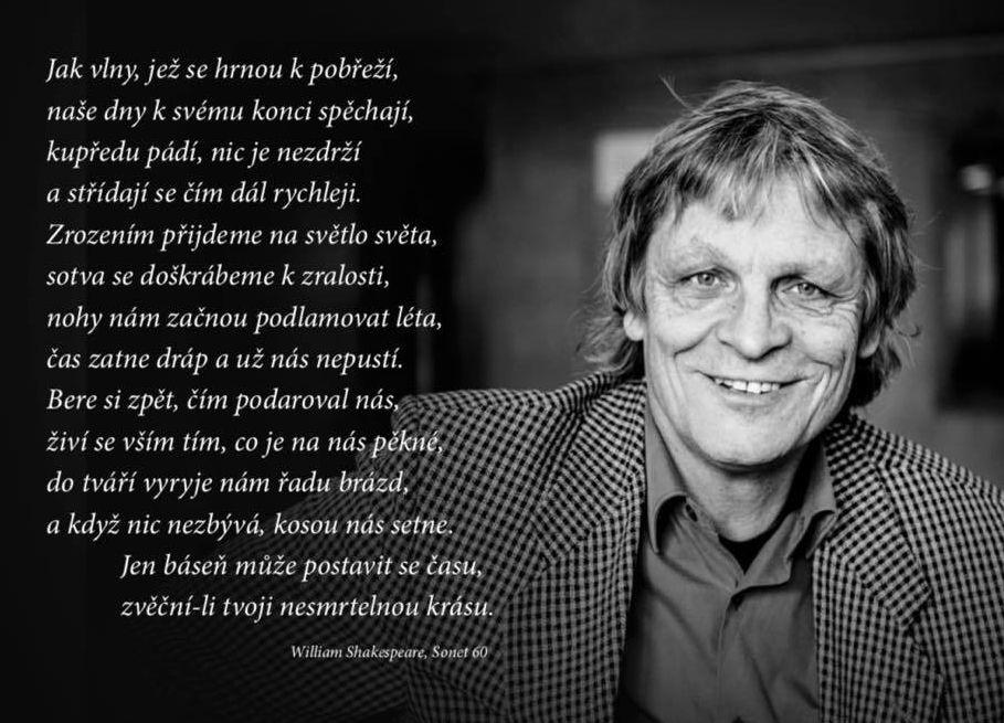 Překladatel a režisér Jiří Josek