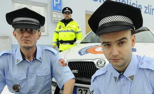 Herci Zdeněk Julina a Pavel Vacek