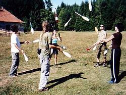 Z dílny Aleje v roce 2003