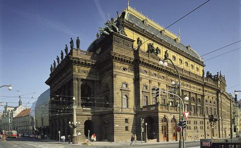 N�rodn� divadlo Praha
