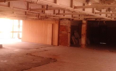 Interiéry budovy Thernos