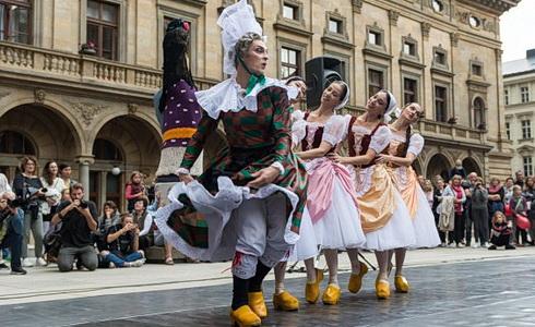 Zahájení sezony2018-2019 - balet ND
