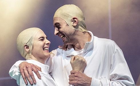 Magdaléna Borová a Matyáš Řezníček