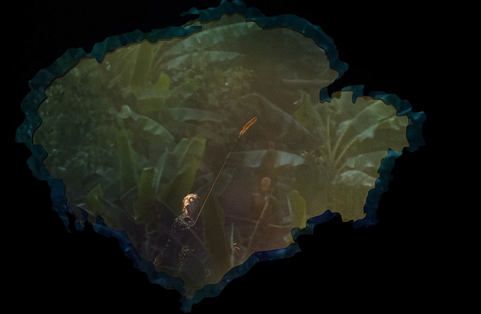Mapa Teatro: La luna en el Amazonas (Foto: Javier Hernandez)