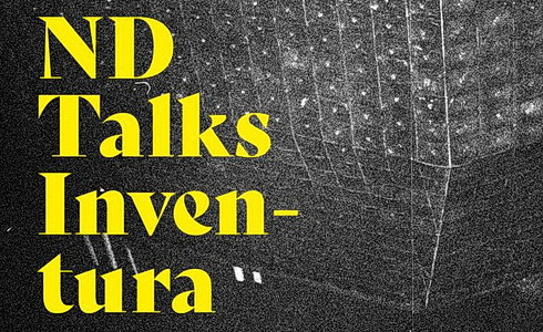 ND Talks: Inventura