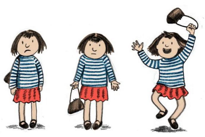 Kresba Lucie Lomové