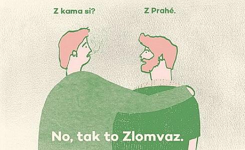 Vizuál festivalu Zlomvaz 2017