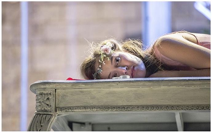 Tereza Voříšková, Romeo a Julie (Foto: Patrik Borecký)