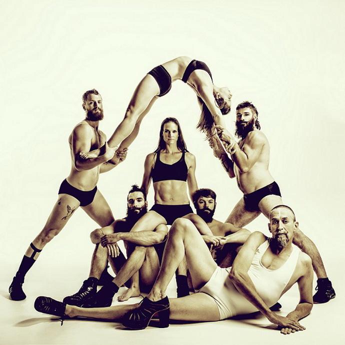 Cirque Alfonse - Barbu (Foto: Idil Sukan)