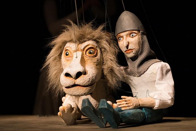 Bruncvík aneb Jak lev do znaku přišel (Jihočeské divadlo)