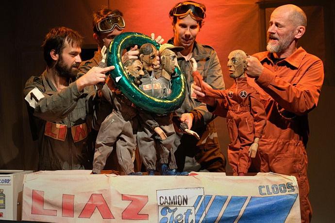 Pohádka o Liazce (Naivní divadlo Liberec)
