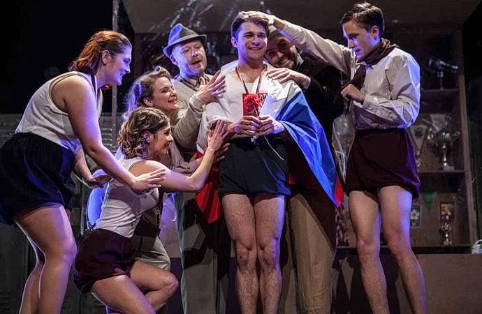 Transky, body, vteřiny (Divadlo Petra Bezruče)