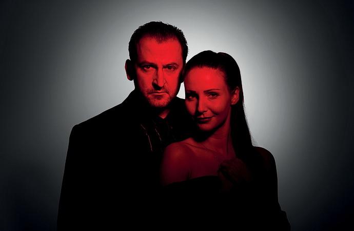 Martin Hofmann a Veronika Arichteva (Zimní pohádka)