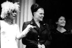 M. Málková, Z. Hadrbolcová a E. Černá (Foto archiv divadla)