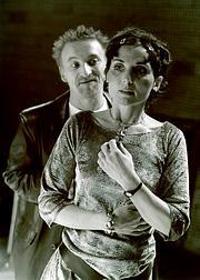 Přemysl Houška jako Maurice a Štěpánka Prýmková jako Madeleine (Foto archiv)