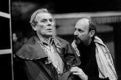 A. Švehlík a V. Helšus (Foto archiv divadla)