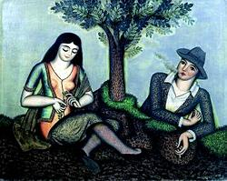 Z výstavy A. Procházky (Repro z webu)