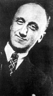 Jindřich Honzl (Foto archiv)