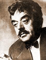 E.F. Burian (Foto archiv ČT)
