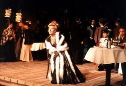 Bohéma Národní divadlo Brno (Foto archiv divadla)