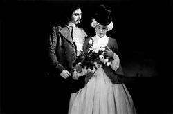 Jason Papowitz a Yvetta Tannenbergerová v Gazzanigovì opeře (Foto F. Ortmann)
