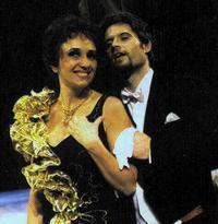 F. Lehár: Veselá vdova (Foto archiv divadla)