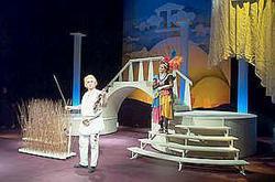 Orfeus v podsvětí – Moravské divadlo Olomouc (Foto z webu)