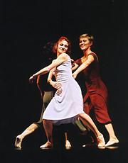 Taneční divadlo Bralen: Som tvoj …? (Foto z webu)