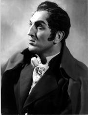 Přemysl Kočí jako Eugen Oněgin (Foto archiv)