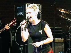 Marie Fredriksson (Foto web)