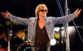 Jon Bon Jovi (Foto z webu)