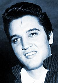 Elvis Presley (Foto archiv)