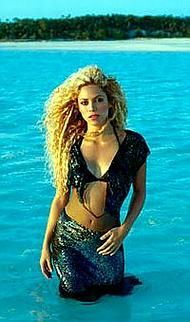 Shakira (Foto z webu)