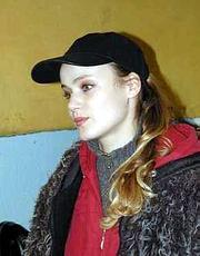 Zuzana Kropáčová (Foto z webu kapely)